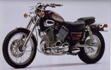 Thumbnail 1994 YAMAHA XV535 VIRAGO FACTORY REPAIR SERVICE MANUAL